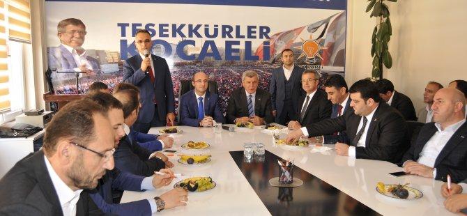 AK Parti Gebze bayramlaşacak