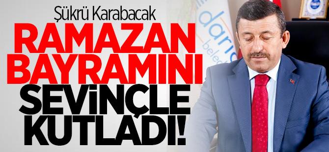 Karabacak'tan Ramazan Bayramı mesajı
