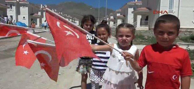 Ahıska Türkleri Bayram Etti