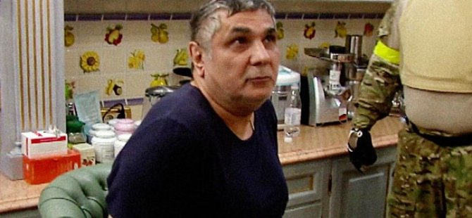 Rusya'nın 1 numaralı mafya lideri gözaltına alındı