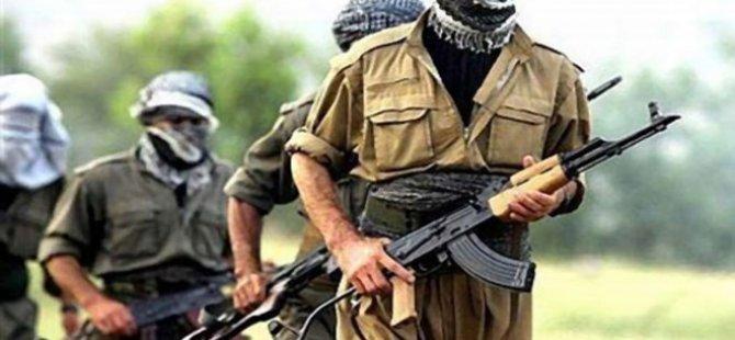 PKK'ya zekat adı altında 35 bin lira topladılar