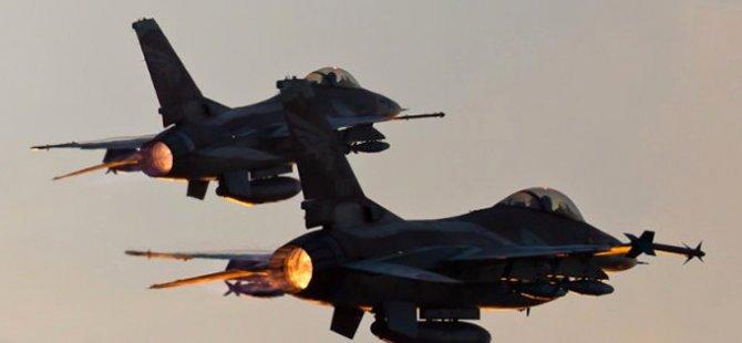 Savaş Uçakları Havalandı !