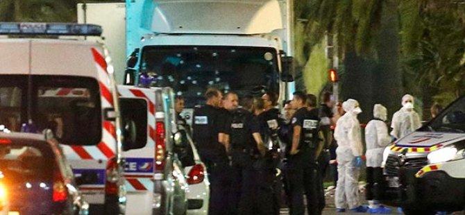 Fransa'da terör saldırısı! Çok sayıda ölü var..