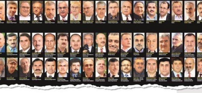 İşte FETÖ lideri Gülen'in 72 hizmetkârı