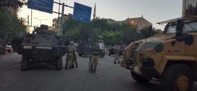 PKK'dan karakol ve üs bölgesine saldırı