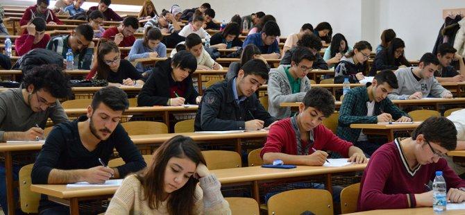 Bütün sınavlar iptal edildi