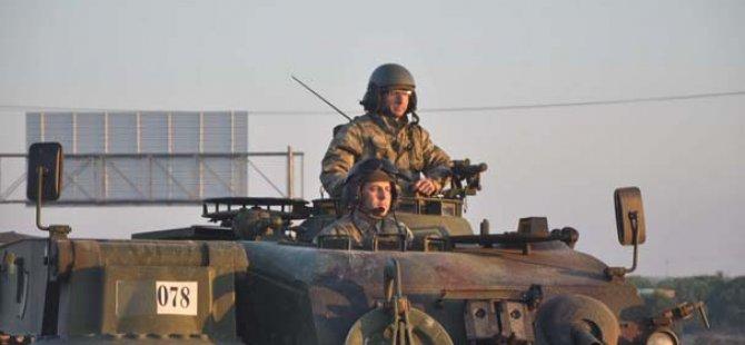 Tekirdağ'dan 15 tank İstanbul'a hareket etti