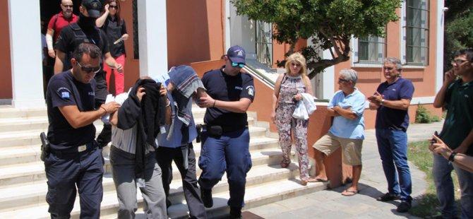 Yunanistan'a kaçan askerler bakın kim çıktı