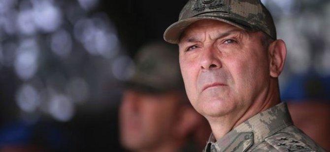 Korgeneral Metin İyidil için karar verildi
