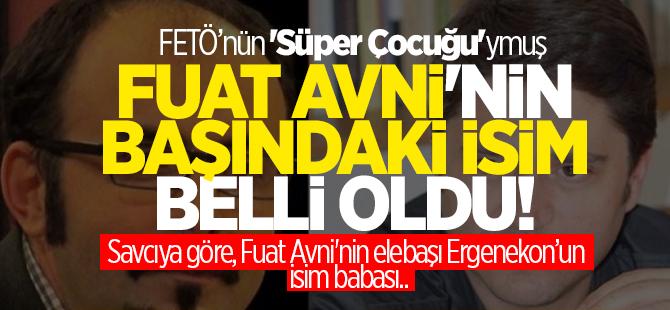 Fuat Avni'nin başındaki isim Aydoğan Vatandaş