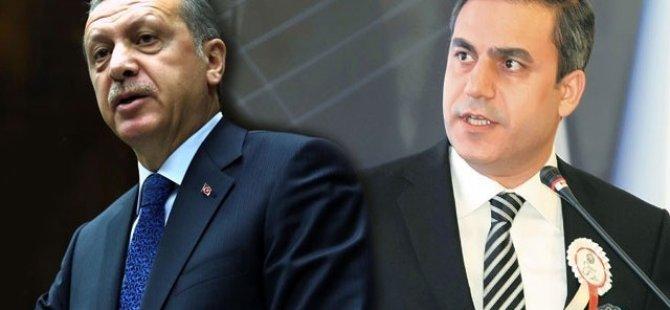 Hakan Fidan Erdoğan'a neden haber vermedi?