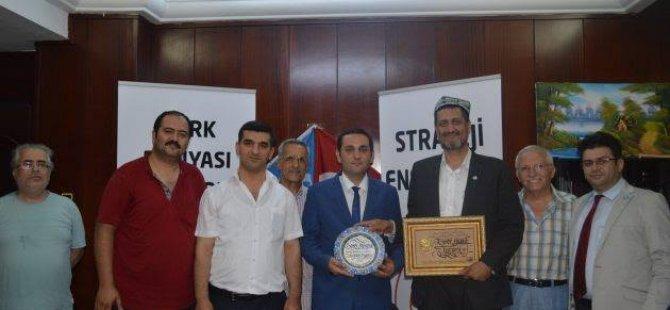 Gök Bayrak ile Al Bayrak Fatih'te buluştu