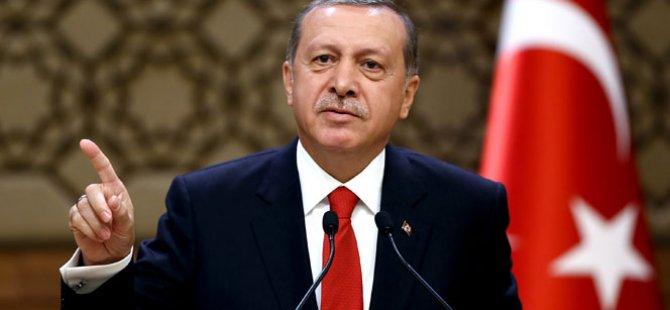Erdoğan son noktayı koydu! 'Kaldırılsın'