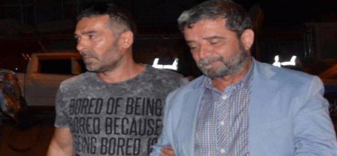 Türköne gözaltına alındı
