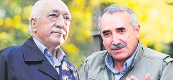 Köşeye sıkışan FETÖ için PKK devrede