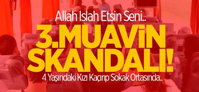 Adana'da bir muavin 4 yaşındaki kız çocuğuna tecavüz etti!