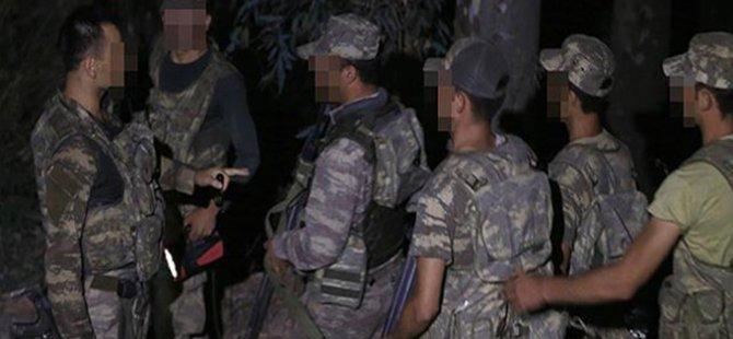 Suikast Timindeki Firari Askerlerden 8'i Yakalandı