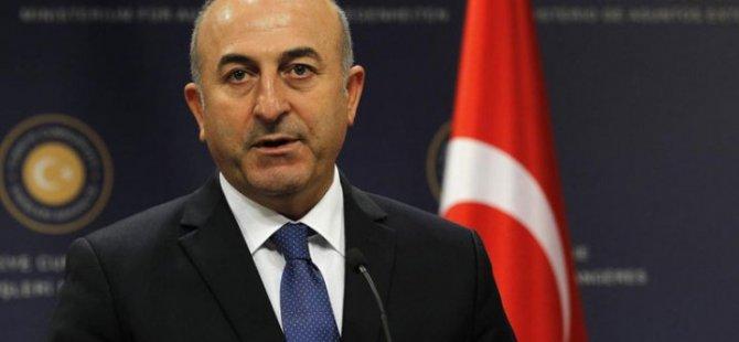 Bakan Çavuşoğlu AB'ye ince mesaj
