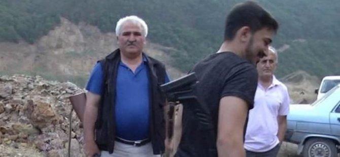 Karadenizliler terörist avına çıktı