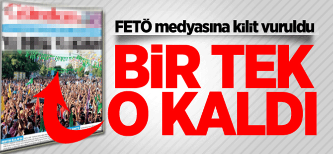 Kilit sırası PKK gazetesi Özgür Gündem'de mi?