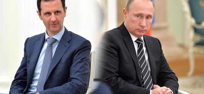 Putin ve Esed'i şok eden gelişme!