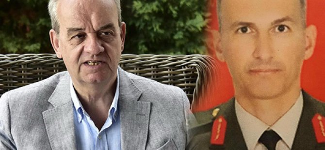 FETÖ'cü Tuğgeneral Terzi PKK'ya çalışmış!