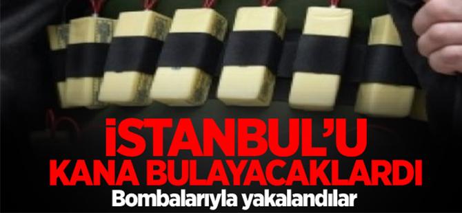 İstanbul'da saldırı hazırlığındaki 2 PKK'lı yakalandı