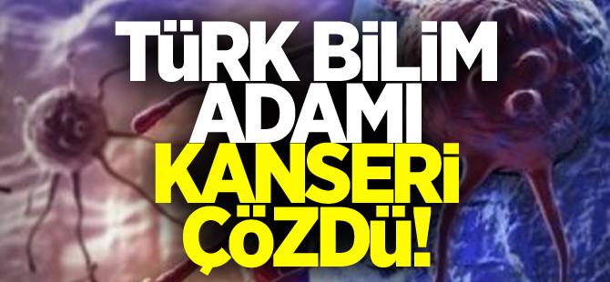 Türk bilim adamı kanserin stratejisini çözdü