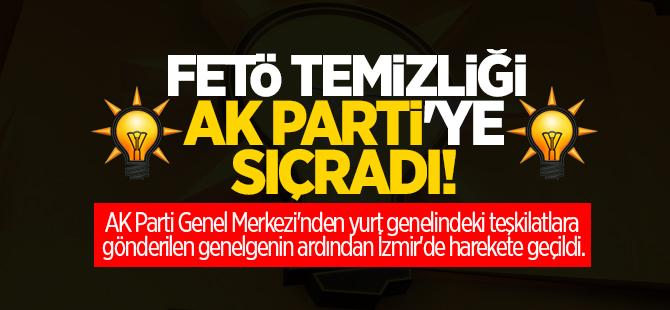FETÖ temizliği AK Parti'ye sıçradı