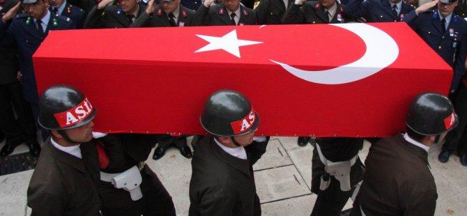 Şırnak'ta 5 asker şehit oldu