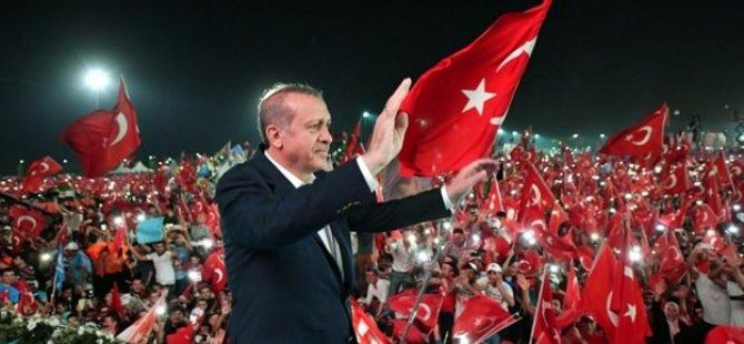Bu sözler bir CHP'liye ait: 'İlk kez kendimi Erdoğan'a yakın hissetim'