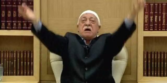 FETO yine Türkiye'yi tehdit etti!