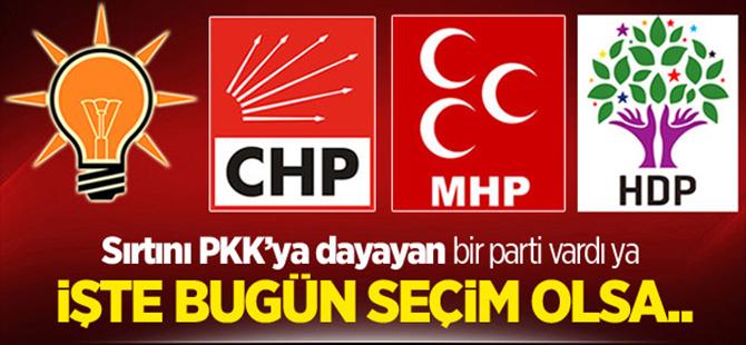 HDP'nin oyu yüzde 8'e düştü