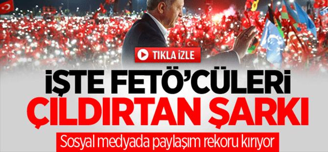 Mustafa Ceceli ve Zeo Jaweed'ten Sevdamız Türkiye Aşkımız Türkiye şarkısı