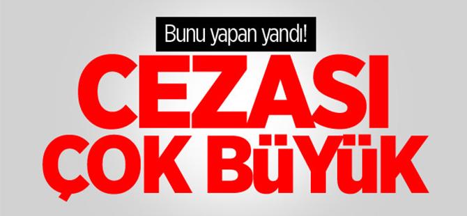 Çalışma izni olmayanlar artık Türkiye'de çalışamayacak