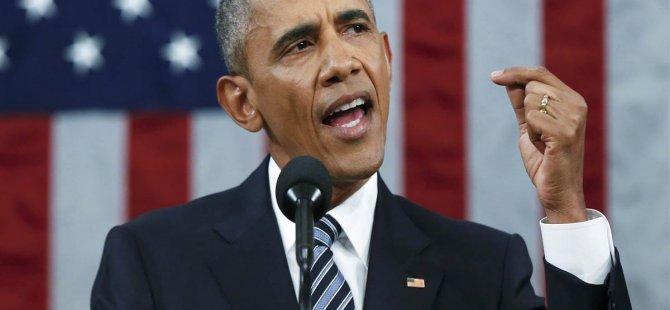 'Obama Türkiye'yle barışmak istiyor'