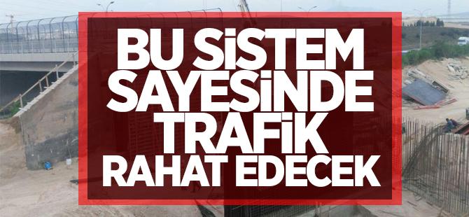 Çayırova OSB Kavşağı trafiği rahatlatacak