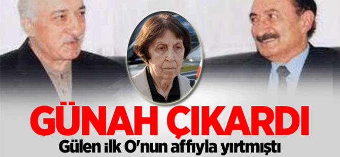 Rahşan Ecevit'ten FETÖ açıklaması