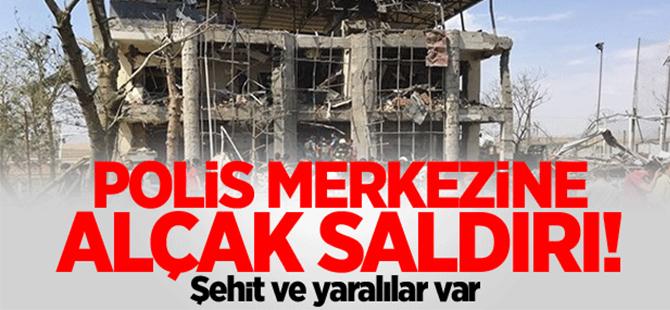 Diyarbakır'da 2 polis 1 sivil şehit oldu