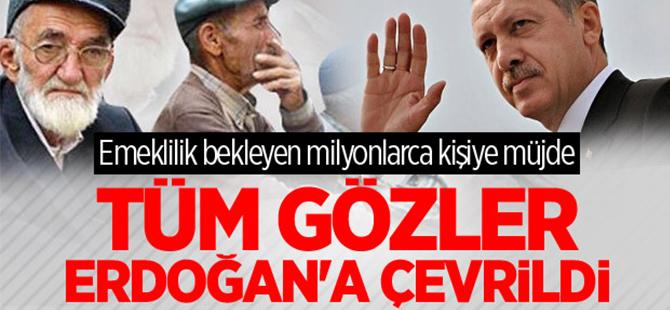 Milyonlarca emekli Erdoğan'ın onayını bekliyor