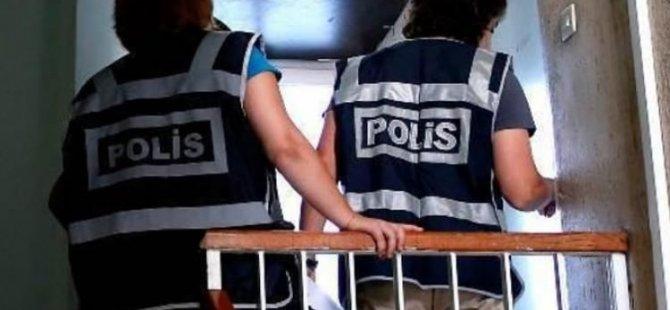 FETÖ'ye 15 ilde 1000 polisle dev operasyon