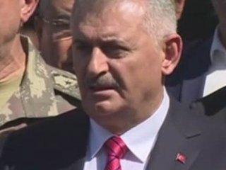 Başbakan Binali Yıldırım: FETÖ görevini bölücü terör örgütüne devretti