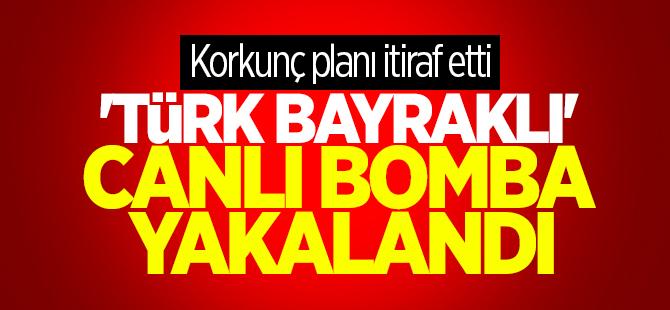 Şanlıurfa'da demokrasi nöbetine canlı bomba saldırısı planlamış