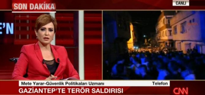 CNN Türk'te yanlış bağlantı: Dolandırıcı mısınız?