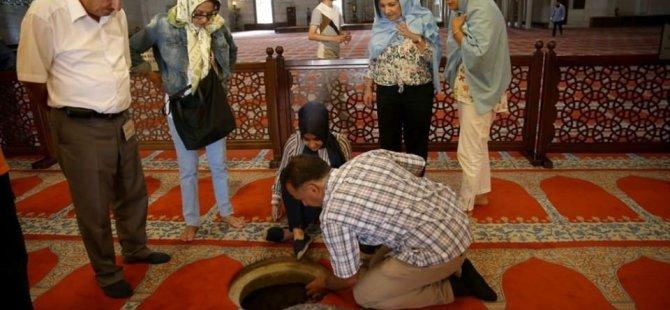Süleymaniye Cami'nin gizli dehlizleri