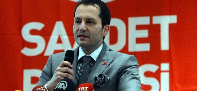 Fatih Erbakan'dan FETÖ açıklaması