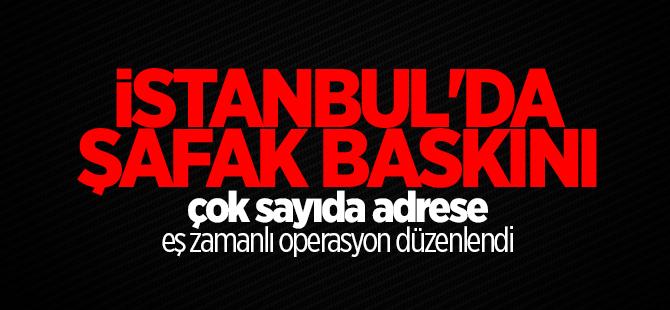 İstanbul'da DAEŞ'a şafak baskını