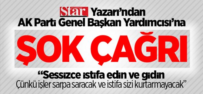 Ersoy Dede'den AK Partili Dişli'ye bomba çağrı