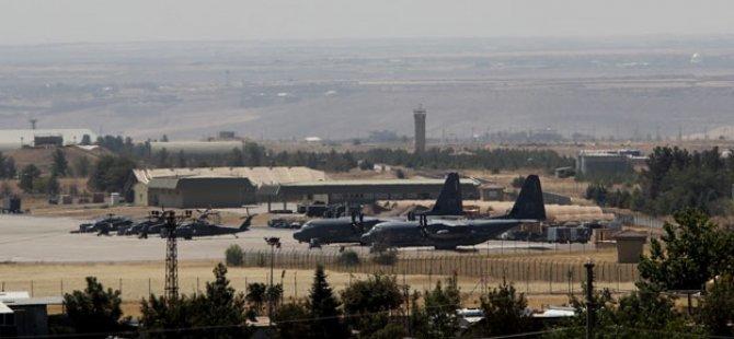 24 uçak vardiyalı olarak görev yapıyor