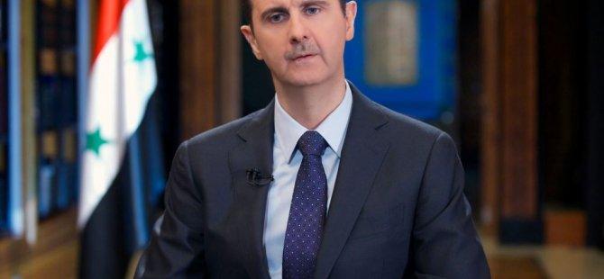 Suriye'den ilk açıklama yapıldı